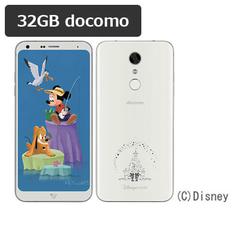 特典付【即納可能】 Disney Mobile on docomo DM-01K 32GB docomo 白ロム 【中古】【極美品Sランク】【ホワイト】【動作確認済】【あす楽対応】【送料無料】【smtb-u】アンドロイド