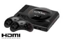 【新品】【MDHD】Sega Genesis Mini2017 セガ ジェネシス ミニ[お取寄せ品]