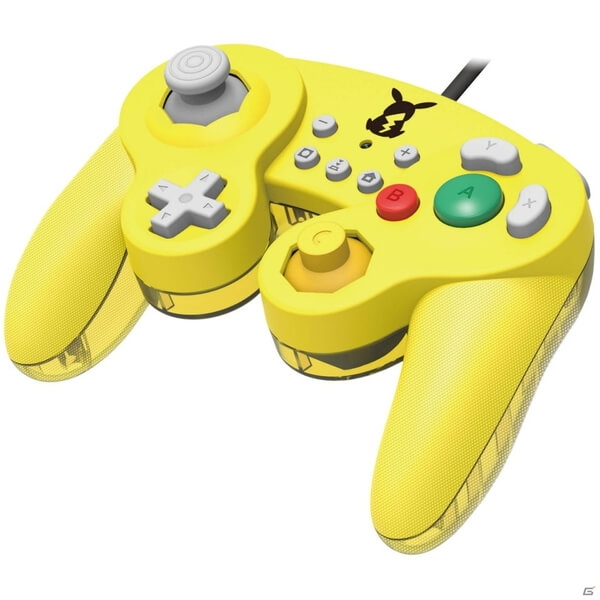 新品 おトク NSHD ホリ クラシックコントローラー for Switch 在庫品 祝開店大放出セール開催中 ピカチュウ Nintendo