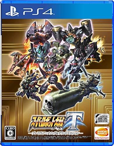 【新品】【PS4】スーパーロボット大戦T プレミアムアニメソング&サウンドエディション [PS4版][お取寄せ品]