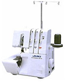 【ミシン】【送料無料】【5年保証】 JUKI (ジューキ) 1本針3本糸 オーバー ロックミシン MO-113 (MO113) くず受けプレゼント付き!【smtb-MS】