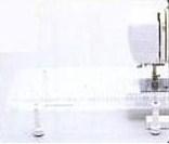 ジャノメ クリアワイドテーブル(家庭用ミシン用)