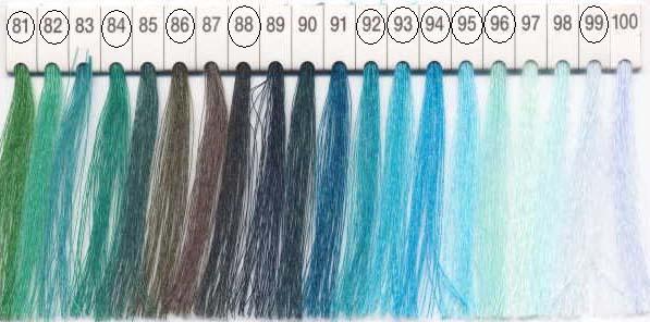 供米洛針脚(秋波5)聚酯100%#30 140m厚地方使用的縫紉機線02P05Dec15