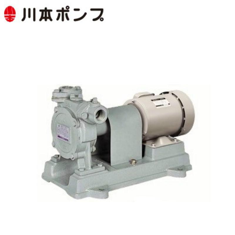 川本ポンプ CS2-506ME2.2 自吸カスケードポンプ