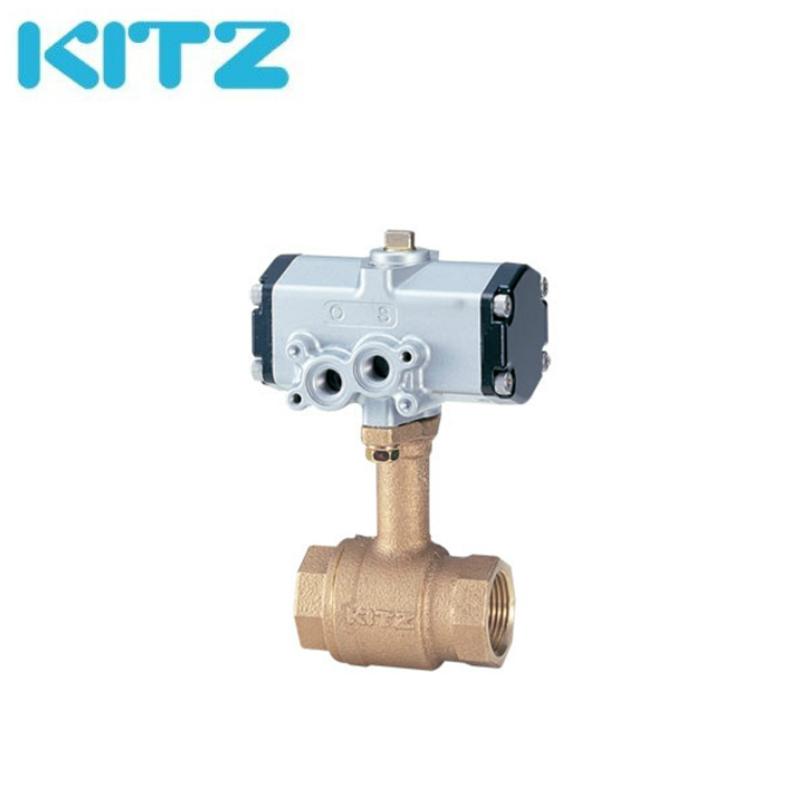 KITZ C-TLE 50A 空圧ボールバルブ