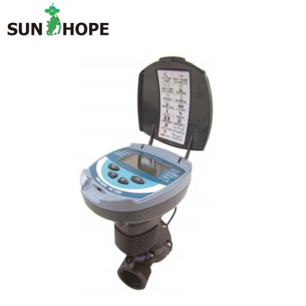 最高  自動かん水タイマー:ループジャパン DC1SG 25 サンホープ-ガーデニング・農業
