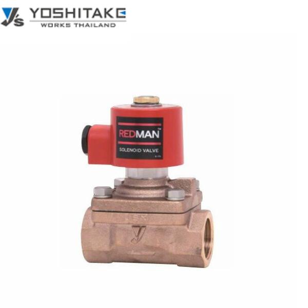 大きな取引 DP-200-25A レッドマン:ループジャパン 電磁弁 ヨシタケ-木材・建築資材・設備