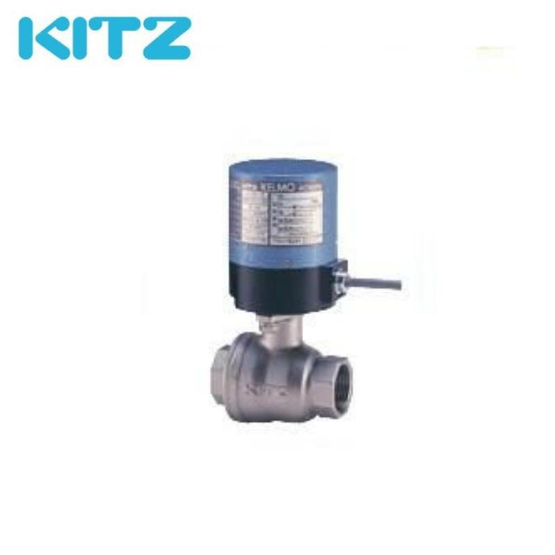 特別セール品 KITZ EA100-UTFE 15A マーケティング 電動ボールバルブ