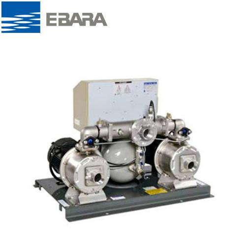 エバラ 40BDRME62.2 三相200V 60Hz 定圧給水ユニット