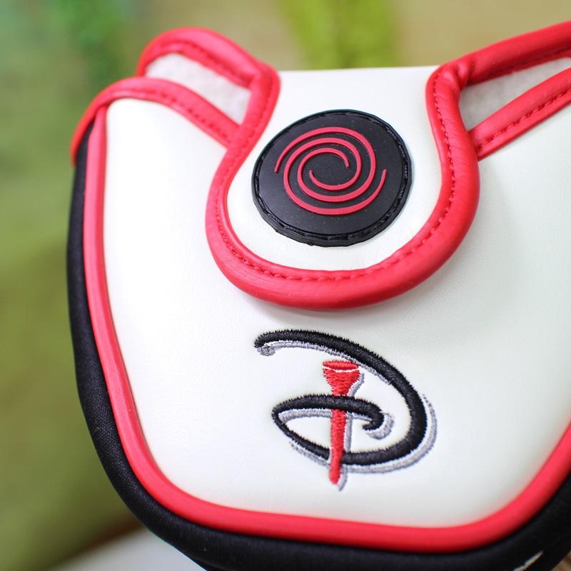 作為供迪士尼x odesseipatakabamaretto型米奇明妮全2種推桿使用的腦袋覆蓋物禮物Disney's Magnolia Golf Course Original Putter Cover限定開始銷售可愛