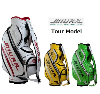 New Miura Giken Golf Bag Mcb14 10 Looks Great An Caddy In Now 2017 Model