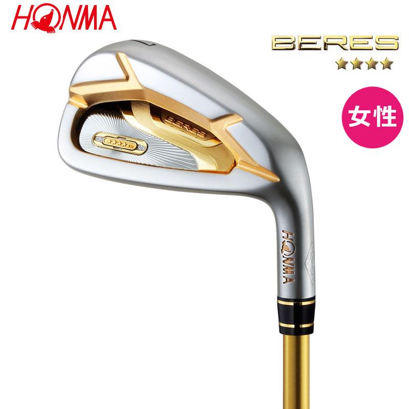 限定版 07 19wn ホンマゴルフ 女性用 セット#7、#8、#9、#10 ベレス Iron HONMA BERES 2020年モデル レディース アイアン 4Sグレード ARMRQ-38 日本製-ゴルフ