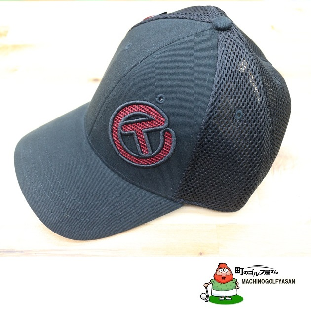 Scotty Cameron circle T CAP is in stock now! SCOTTY CAMERON GOLF CAP MESH  Adjustable Cameron Museum Black Hat Cap rare ultra rare size adjustment can  be f07a6f02f43