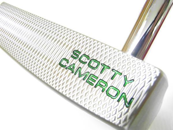 斯科蒂卡梅隆 Scotty 卡梅伦五郎 7 美元摩托有限公司 GoLo 7 34 英寸推杆 Titleist