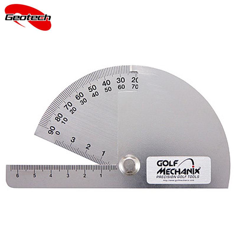【カスタム用工具】 Geotech ジオテック ハイゲージ付プロトラクタ(角時計) クラブ測定機器 Golf Custom tool 【17ss】