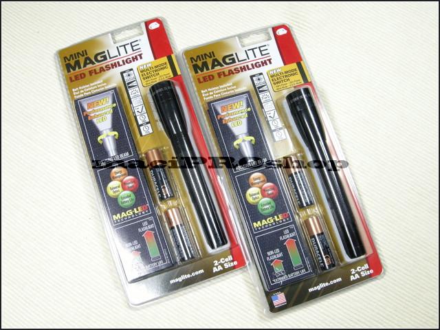 (Maglite) MAGLITE miniMAG LED mini Mag Lite LED 2 CELL AA (2-cell AA) [AA batteries]