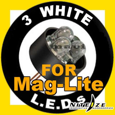 MAGLITE LED 화 찻잔 빛 niteize LED 업그레이드 개조 MAG-LITE miniMAG 미니 맥 미니 맥 라이트