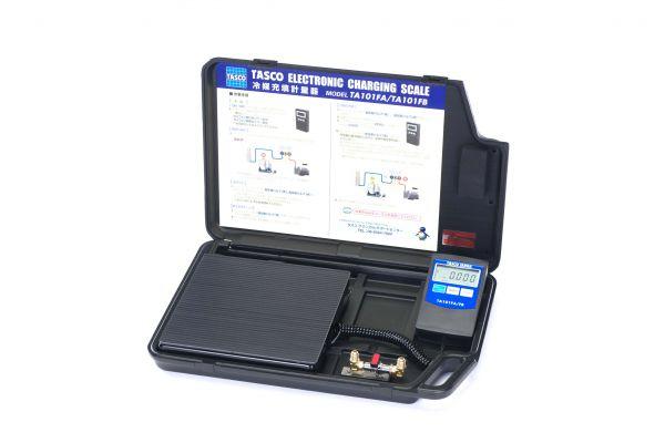 イチネンタスコ TASCO TA101FB 高精度エレクトロニックチャージャー