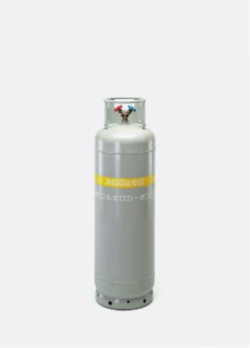イチネンタスコ TASCO TA110-100N 冷媒回収用ボンベ