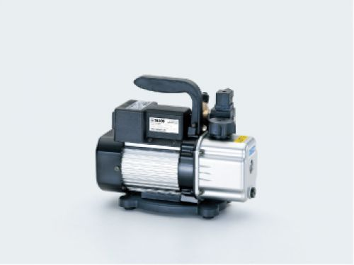 TA150RB TASCO オイル逆流防止弁付ツーステージ真空ポンプ イチネンタスコ