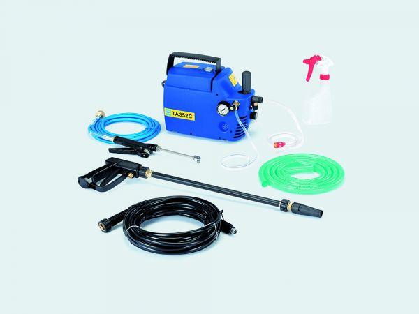 イチネンタスコ TASCO TA352C-50 小型強力洗浄機(BLUE)50HZ用