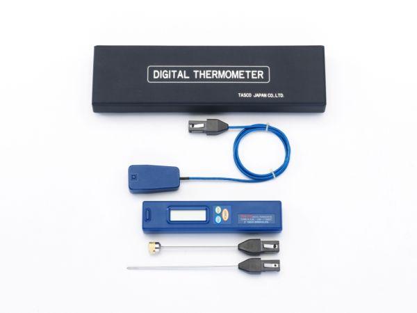 イチネンタスコ TASCO TA410AG デジタル温度計 高温表面・内部