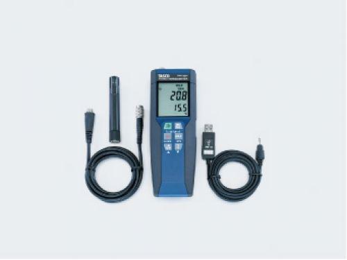 イチネンタスコ TASCO TA411PC データロガー温湿度計