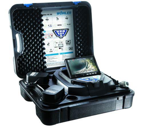 イチネンタスコ TASCO TA417XG WOHLER先端可動型配管検査カメラ