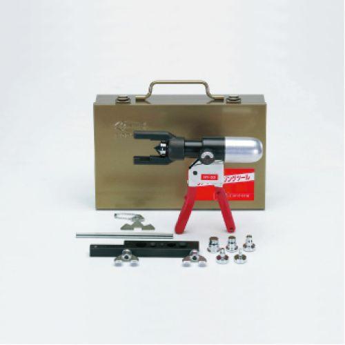 イチネンタスコ TASCO TA550FA 手動油圧式フレア・スウェイジングツール