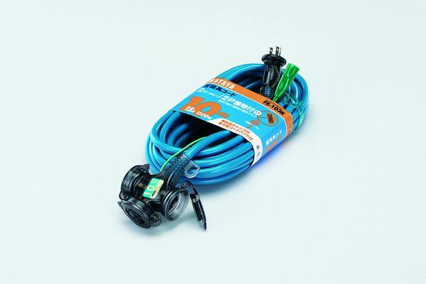 イチネンタスコ TASCO TA649GH-20 屋外用延長コード20m(防雨型)