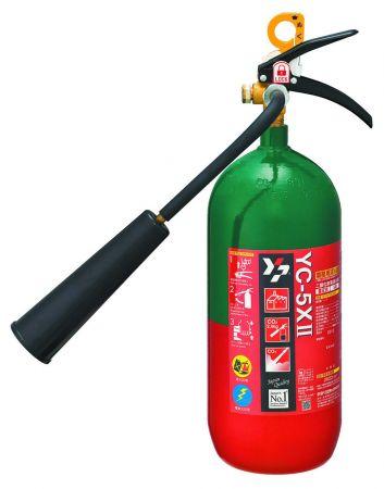 イチネンタスコ TASCO TA999BA 二酸化炭素消火器(5型)