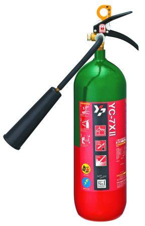 イチネンタスコ TASCO TA999BB 二酸化炭素消火器(7型)