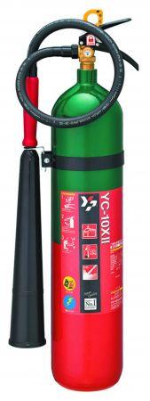 イチネンタスコ TASCO TA999BC 二酸化炭素消火器(10型)