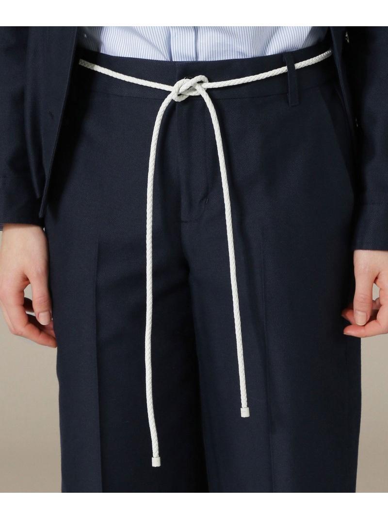 MACKINTOSH LONDON レディース ファッショングッズ マッキントッシュ ロンドン 安全 SALE 31%OFF ベルト ホワイト 送料無料 Fashion ブラウン Rakuten 今ダケ送料無料 ロープベルト RBA_E