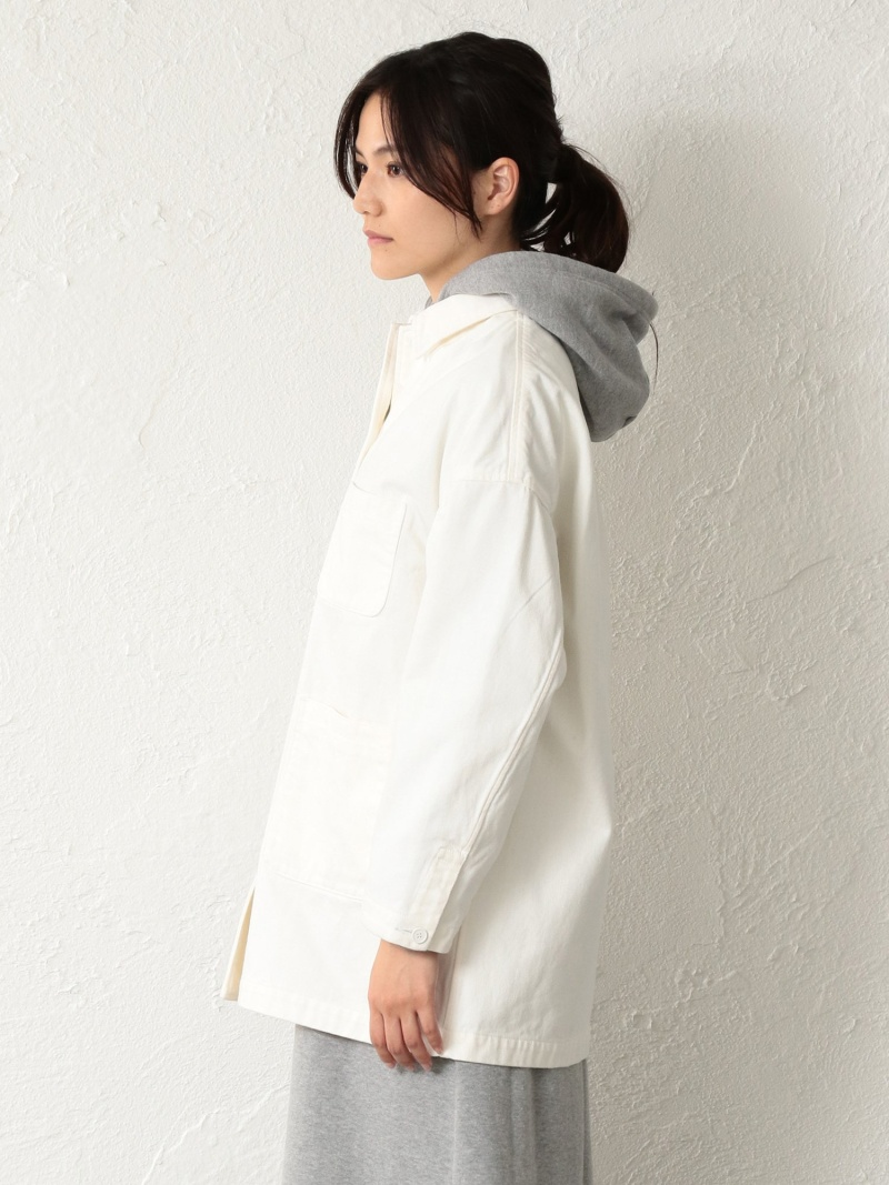 Rakuten FashionSALE 55 OFF デニムショップコート MP STORE マッキントッシュ フィロソフィー コート ジャケット コート ジャケットその他 ホワイト ネイビー RBA E送料無料4A5RjL3q