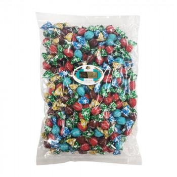 つい食べたくなる小粒のチョコ。 20%OFF マルルンマンチョコ 435g×12袋 B-12 送料無料 メーカー直送 代引き・期日指定・ギフト包装・注文後のキャンセル・返品不可 欠品の場合、納品遅れやキャンセルが発生