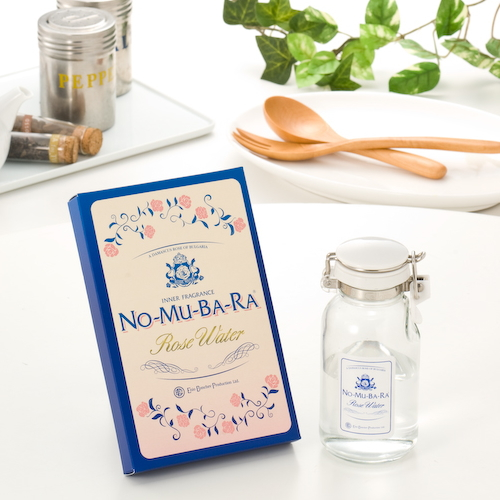 NO-MU-BA-RA (ノムバラ) nomubara 마시는 장미 물 ☆ 장미 장미 보충제 ローズザプリメント 입 냄새 몸 냄새