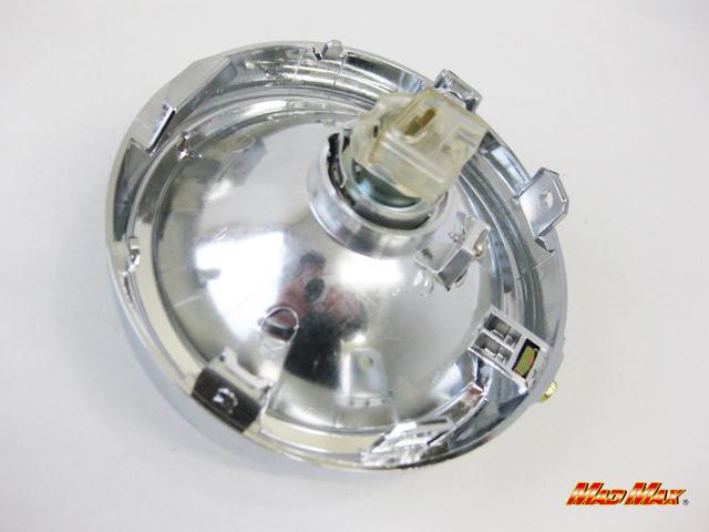 상품 신고 후에 주시면!!!! マルチリフレクターヘッドライトカブ 클리어 렌즈 CUB50