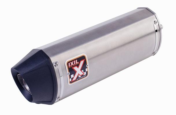 rs-IX-OH6017-VS スーパーSALE!!【送料無料!!】IXIL ホンダ VTR 250 '98 CARBURATOR フルエキゾースト ステンレスマフラー