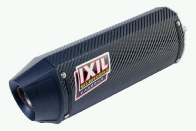 【送料無料!!】IXIL(イクシル)DUCATI 750 / 900 SS '98 (V2 750/900 SS)RIGHT スリップオンマフラードゥカティ、ドウカテイ、900SS、750SS、サイレンサー、バッフル、輸入車、オンロード、カスタム マフラー スリップオン