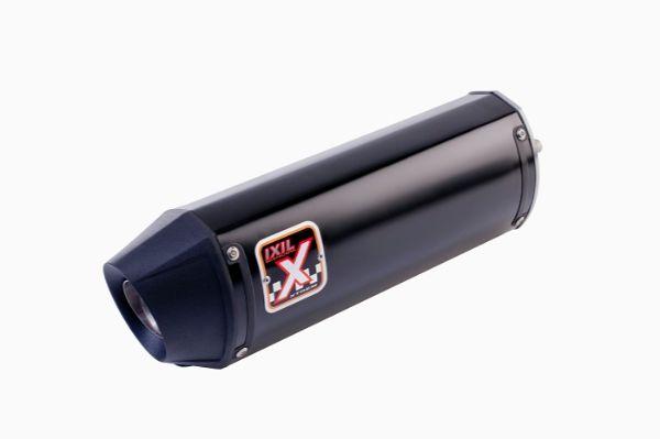 【送料無料!!】IXIL(イクシル) HONDA CBR300R '15-'16 XOVS オーバル スリップオン マフラーマフラー、ホンダ、サイレンサー、バッフル、逆輸入