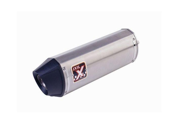 【送料無料!!】IXIL(イクシル) KAWASAKI ZRX1100/II(ZRT10C) SOVS オーバル スリップオン マフラーマフラー、カワサキ、サイレンサー、バッフル、逆輸入