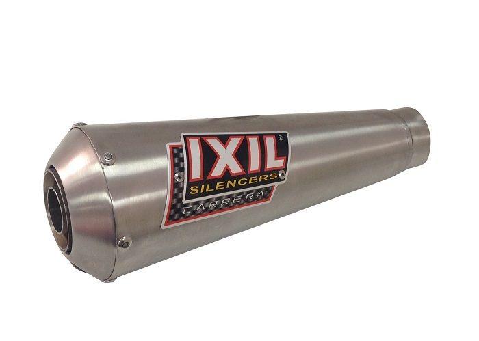 rs-IX-OK717SS スーパーSALE!!【送料無料!!】IXIL(イクシル) KAWASAKI Z125 OVC11S メガホン フルEX マフラーフルエキ、マフラー、カワサキ、サイレンサー、バッフル、逆輸入