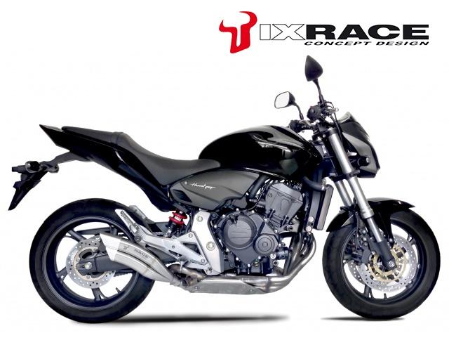 【送料無料】IXRACE HONDA CBR 600 F 11-13 Z7 ツインアップ スリップマフラー