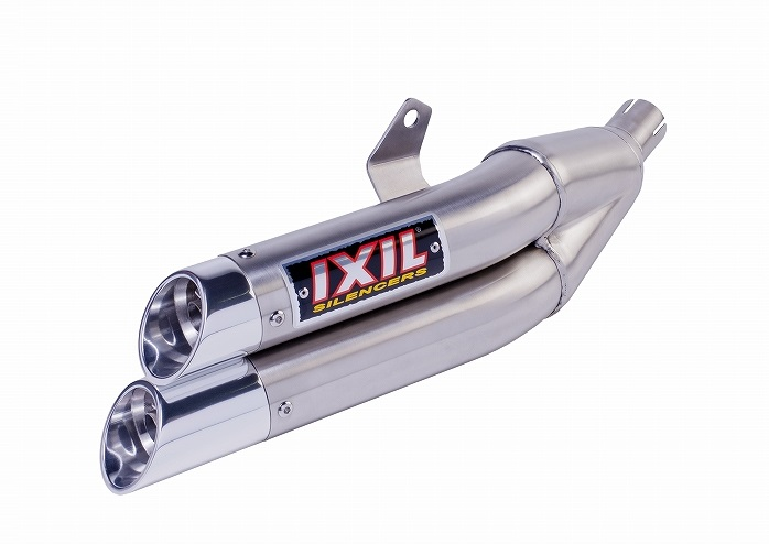【送料無料!!】IXIL(イクシル) L3X デュアル ヤマハ R15 (MSLAZ) 13-16 フルEX マフラー1CK1、YZF-R15、YZF-R125、マフラー、ヤマハ、サイレンサー、バッフル、逆輸入