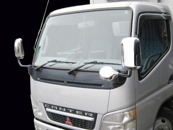 And your package! MADMAX plated mirror cover NEW ジェネレーションキャンター