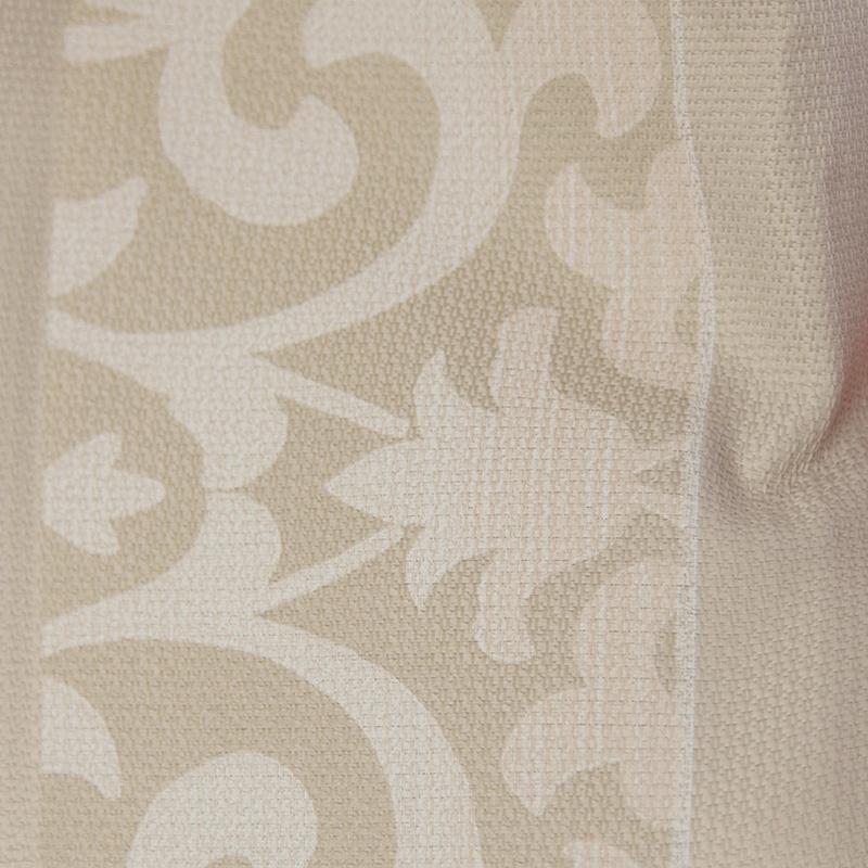 カーテン 遮光 おしゃれ 遮光2級 バリ気分になれるアジアンカーテン ブラウン ベージュ ダマスク柄 日本製 洗える 茶色 /●バリカーテン/ 【AH522】幅151~200×丈151~200cm[1枚] 洗える おしゃれ カーテン アジアン 約10日後出荷