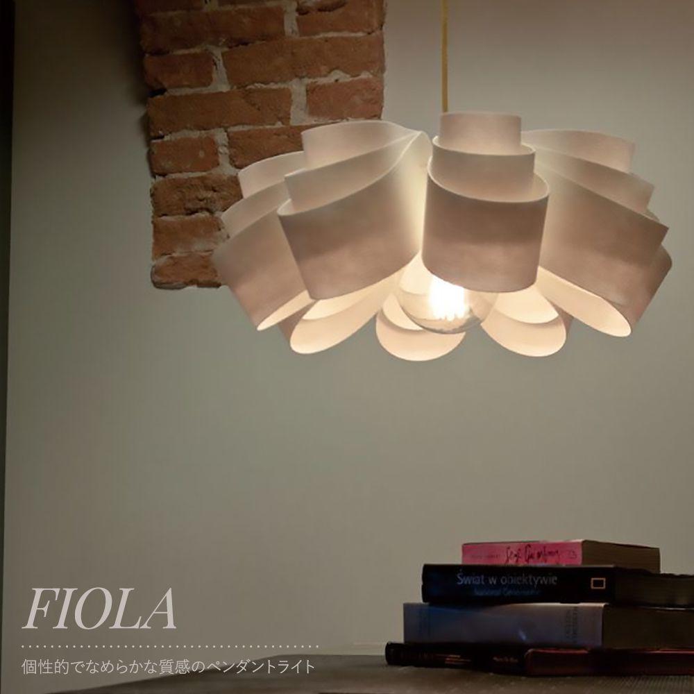 照明 照明器具 ライト シーリングライト つりさげ 天井照明 屋内照明 led 1灯 シンプル 北欧 モダン ナチュラル おしゃれ リビング ダイニング 寝室 FIOLA フィオーラ 1灯 ペンダントライト 3営業日後出荷