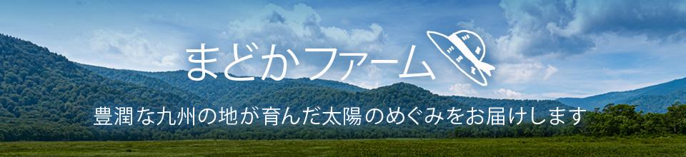 まどかファーム 楽天市場店:九州産の野菜&果物を福岡からあなたのもとへお届けします。