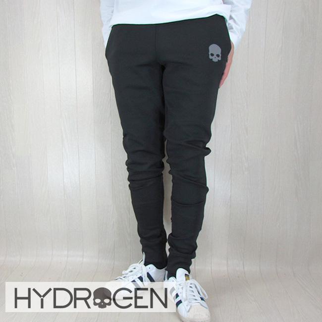 HYDROGEN ハイドロゲン メンズ ジャージパンツ パンツ スウェットパンツ200617/ブラック サイズ:S/M/L/XL/XXL